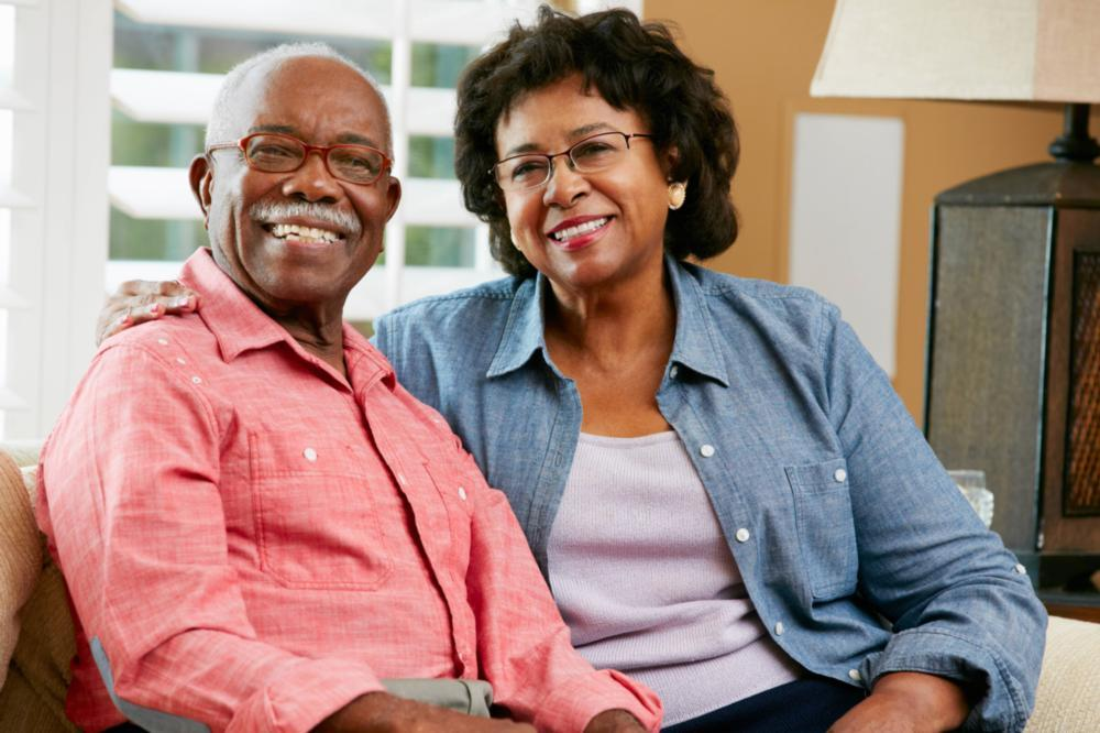 Older Couple | Dentures Brentwood TN