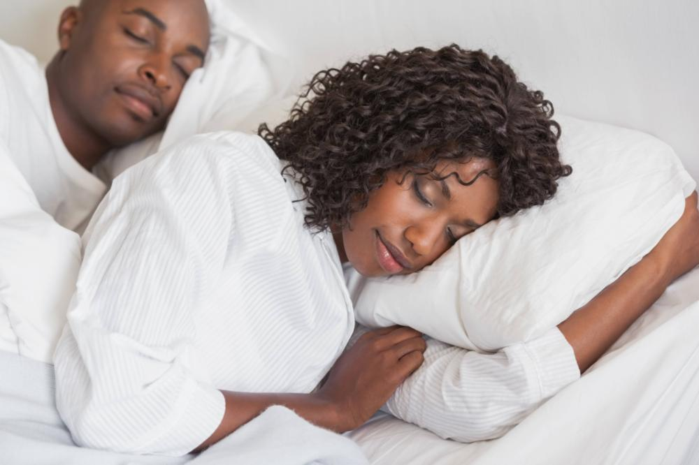 Sleeping Couple | Sleep Apnea Treatment Brentwood TN