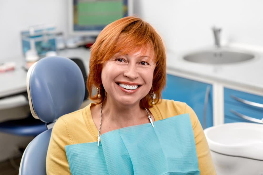 Woman Smiling | Cosmetic Dentistry Brentwood