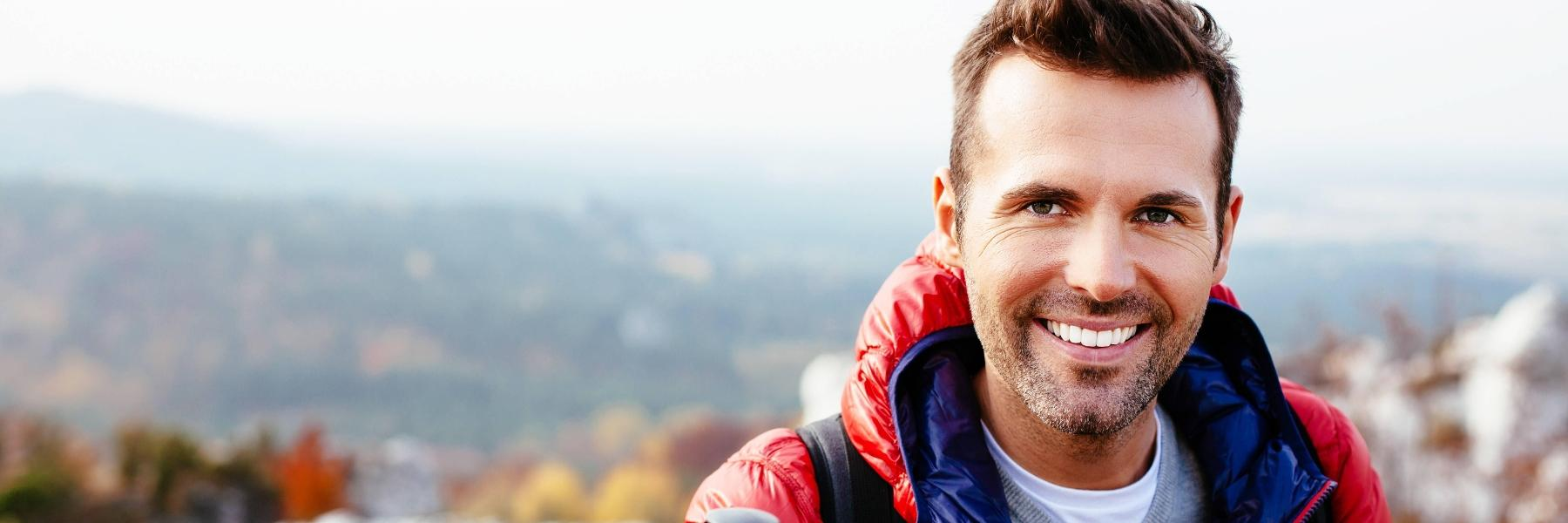 Man | Invisalign in Brentwood